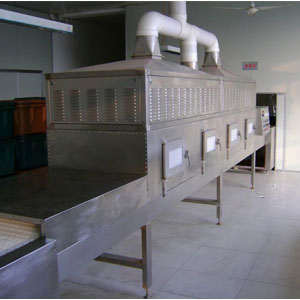 微波牛皮纸干燥设备
