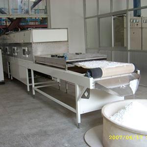 微波氯化钠干燥设备