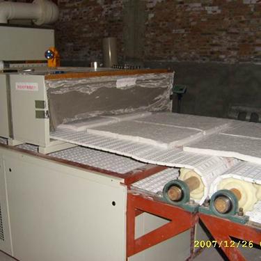 微波硅酸铝干燥设备