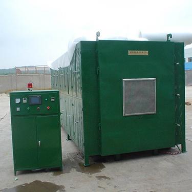 微波窑耐火材料干燥设备