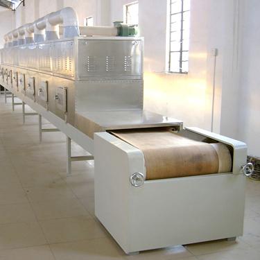 微波黄粉虫烘干设备生产