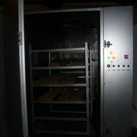 微波木材混合干燥设备